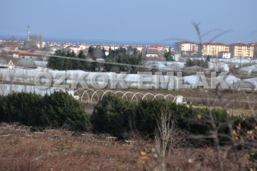 Akköy'de Yatırımlık Deniz Manzaralı Arsa