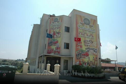 Bursa Yolu'nda Satılık Fabrika