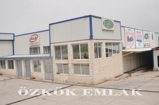 Bursa yolunda satılık fabrika fırsatı