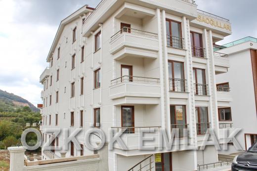 Çınarcık Merkezde SIFIR Binada 100 m2 2+1 Satılık Daire