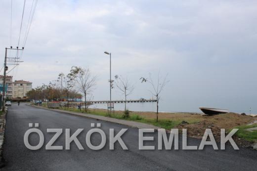 Çınarcık'ta Denize Sıfır Binada ACİL Satılık Daire