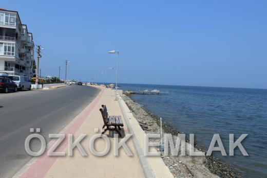 Çınarcık'ta Sahile ve Plajlara 1 Adım Mesafede Satılık Daire