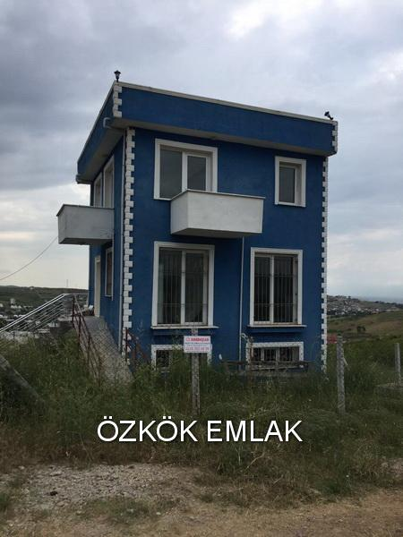 Gacık'ta 4 +1 Satılık Villa