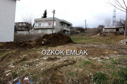Gaziosmanpaşa Mahallesi'nde İmarlı İfrazlı Satılık Arsa