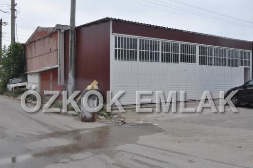 Kirazlı'da Satılık 3 Adet Sanayi Dükkanı