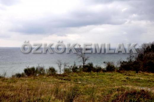 Koruköy'de Hiç Kapanmayacak Deniz Manzaralı Arsa