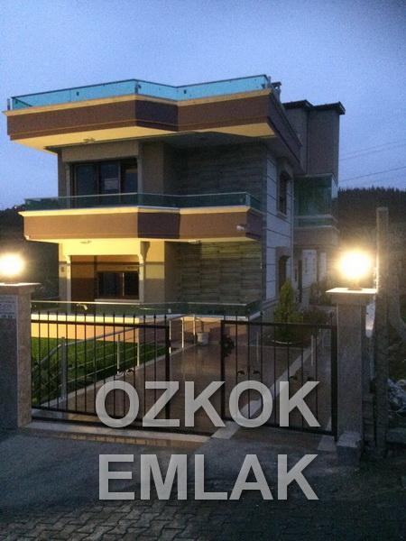Samanlı'da Satılık Ultra Lüx 7+2 Villa FIRSATI