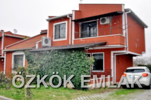 Samanlı'da Site İçerisinde Müstakil Villa