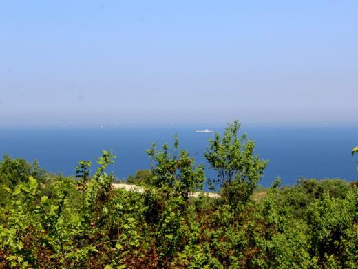 Şenköy de deniz manzaralı arsa