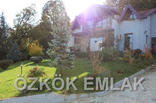Soğucak'ta Satılık Muhteşem Manzaralı 2 Villa